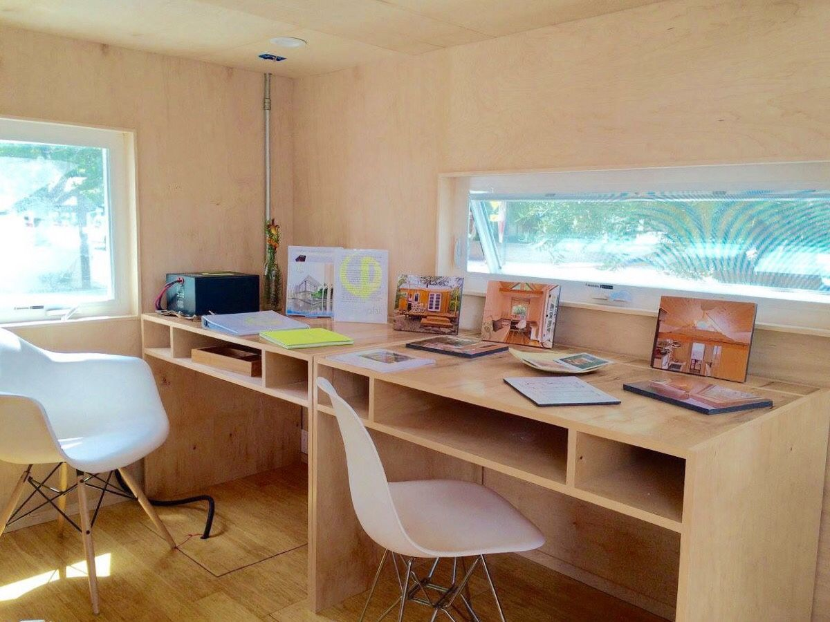 SOL POD | Vina Lustado + Sol Haus Design // s&thi