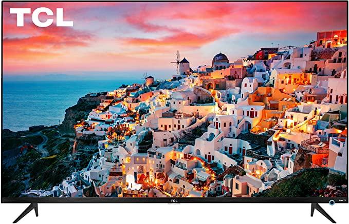 Amazon Com Tcl 55 Class 5 Series 4k Uhd Dolby Vision Hdr Roku Smart Tv 55s525 Electronics In 2020 Uhd Tv Roku Smart Tv