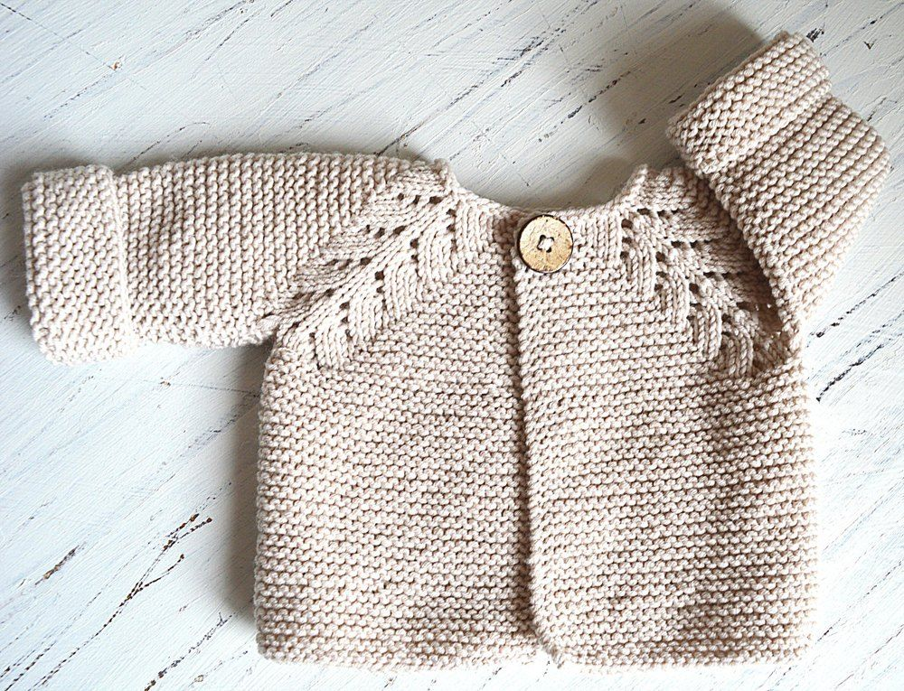 Knitting Top Down Patterns : Norwegian fir top down cardigan p knitting pattern by