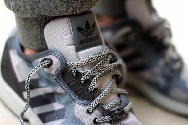 Adidas ZX Flux Decon 'Camo' (GreyOnyx) : où l'acheter
