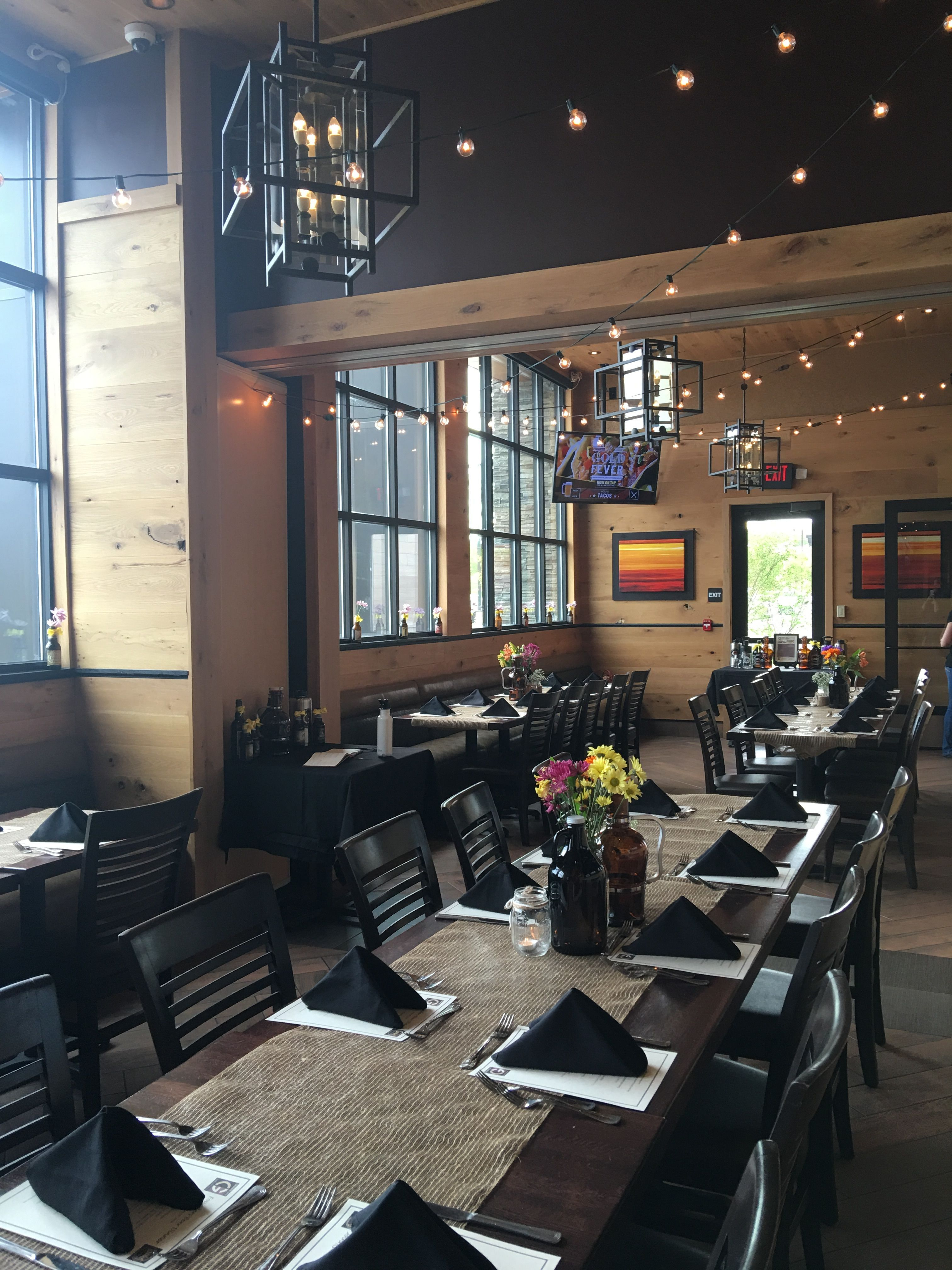 Granite City Food & Brewery Granite city, Private dining