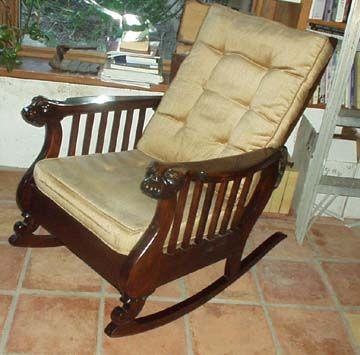 morris rocker recliner chair ANTIQUE | Morris Style Chairs & morris rocker recliner chair ANTIQUE | Morris Style Chairs ... islam-shia.org