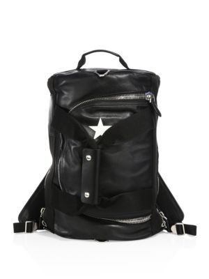417b6857248 GIVENCHY Calf Leather Backpack. #givenchy #bags #backpack   Givenchy ...