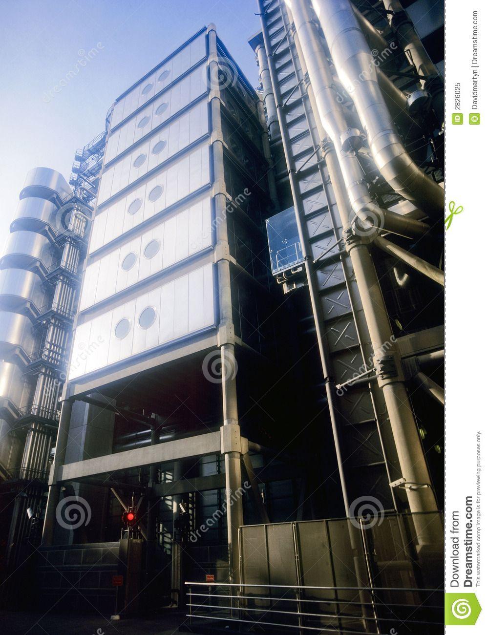   Lloyds of London   Lloyds of London insurance company building London England UK Europe.