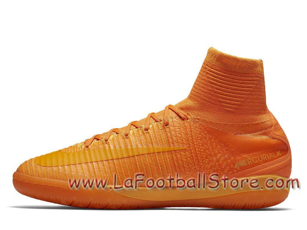 de14bcf3b Nike MercurialX Proximo II TF Orange brillant Chaussure Nike Prix de  football pour surface synthétique pour Homme Orange