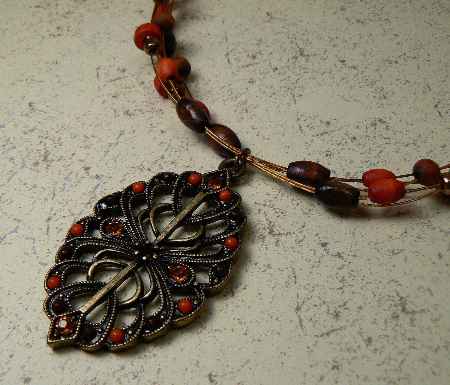 wood closures for multi-strand necklaces - Yahoo! Search Results