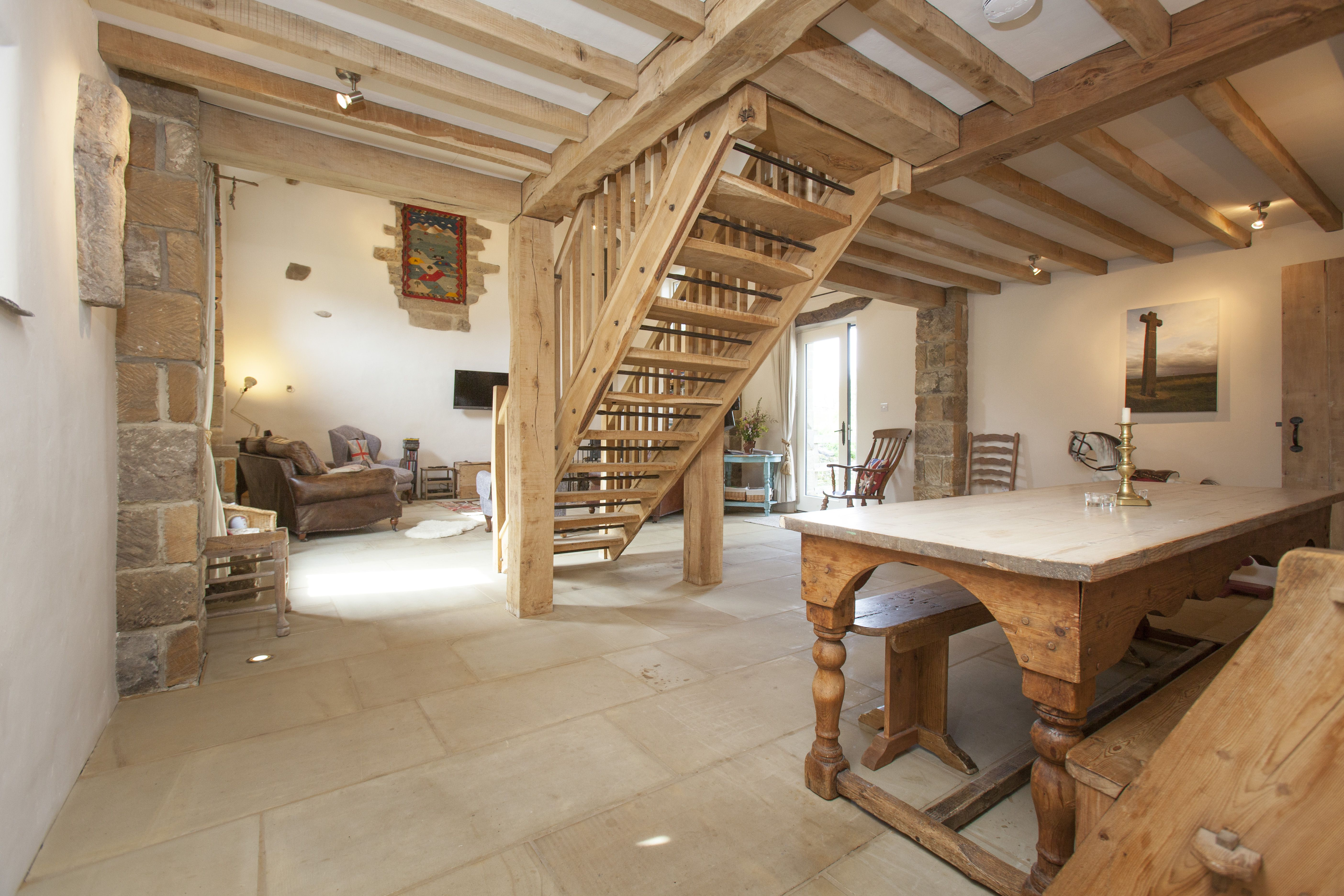 A great space to entertain family and friends. | Crag House Farm ...