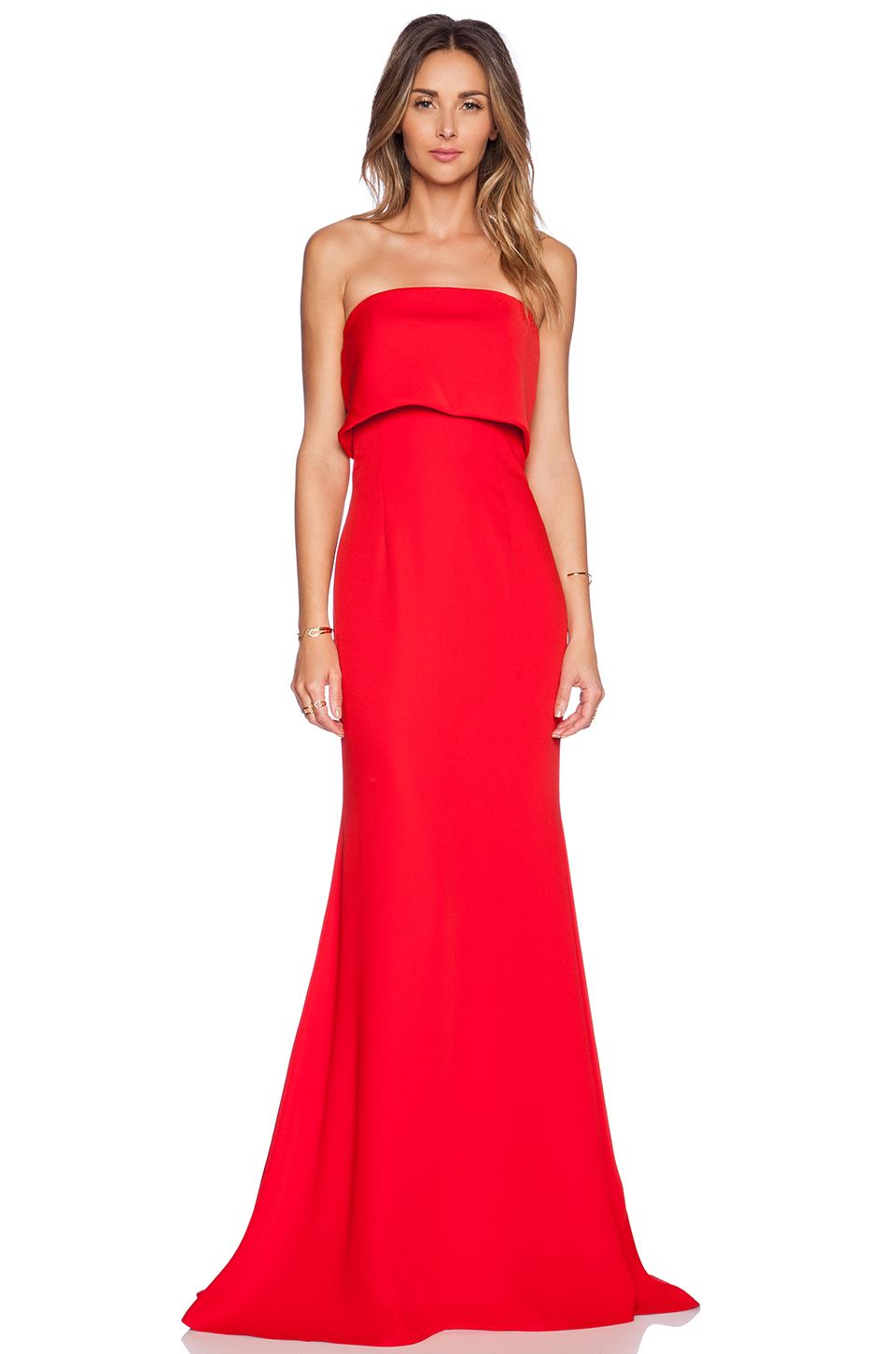 JARLO Blaze Maxi Dress in Red | Style | Pinterest | Maxi dresses ...