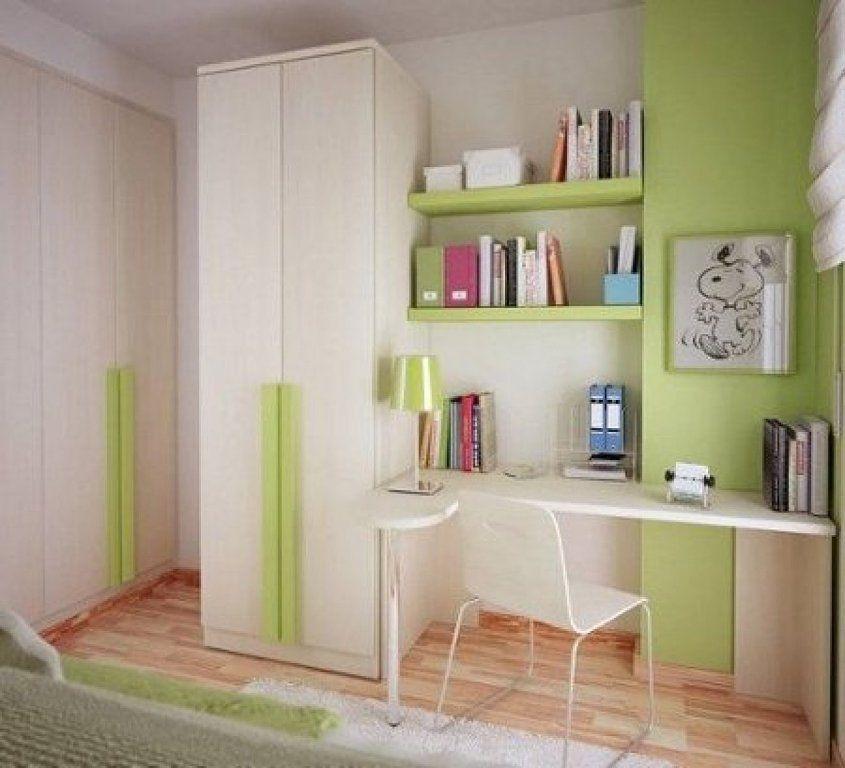 habitacin en verde