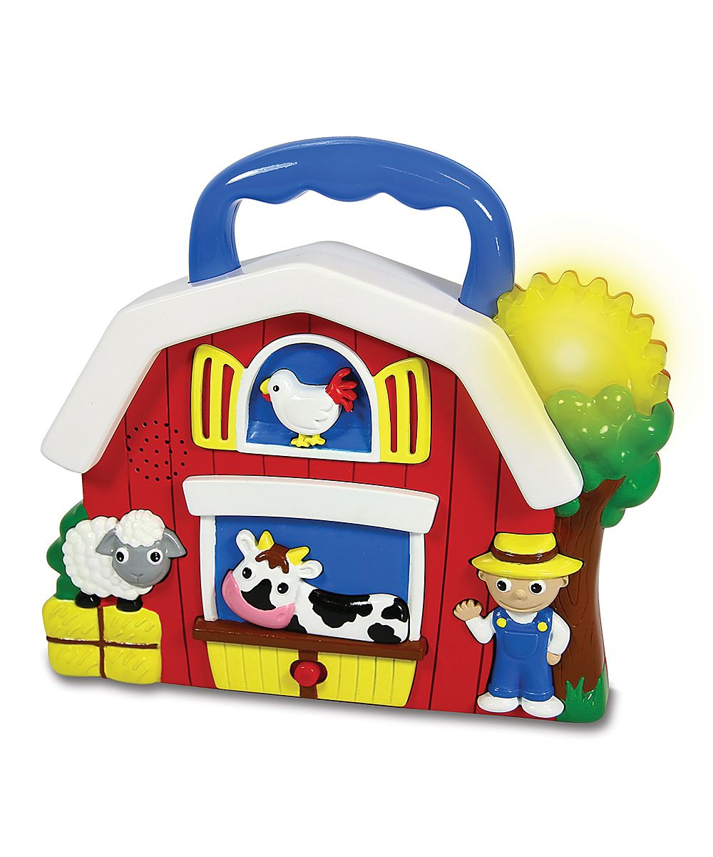 Early Learning Old MacDonald's Farm Activity Toy   Musical ...