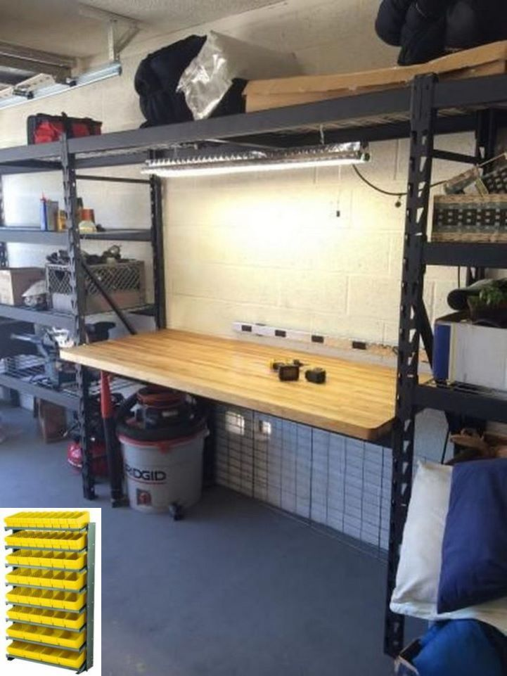 garage shop big and garage shelving 9973731207 on top 55 best garage workshop ideas basics of garage workshop ideas explained id=52480