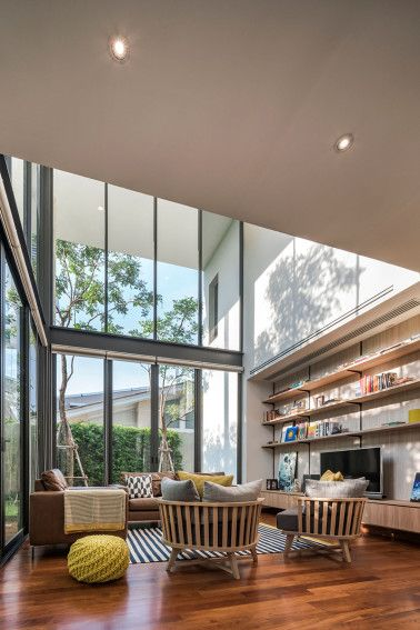 Y House | Architect Magazine | Anonym Studio, Nonthaburi, Thailand, Single  Family, New Construction, Interiors, Residential Projects, Architecture