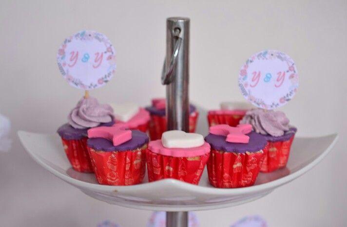 DIY minicupcakes