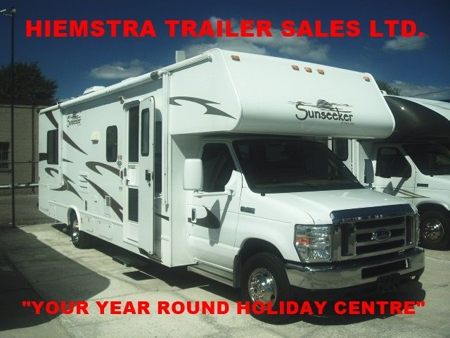 2008 Forest River Sunseeker 3100 SS for sale  - London, ON   RVT.com Classifieds