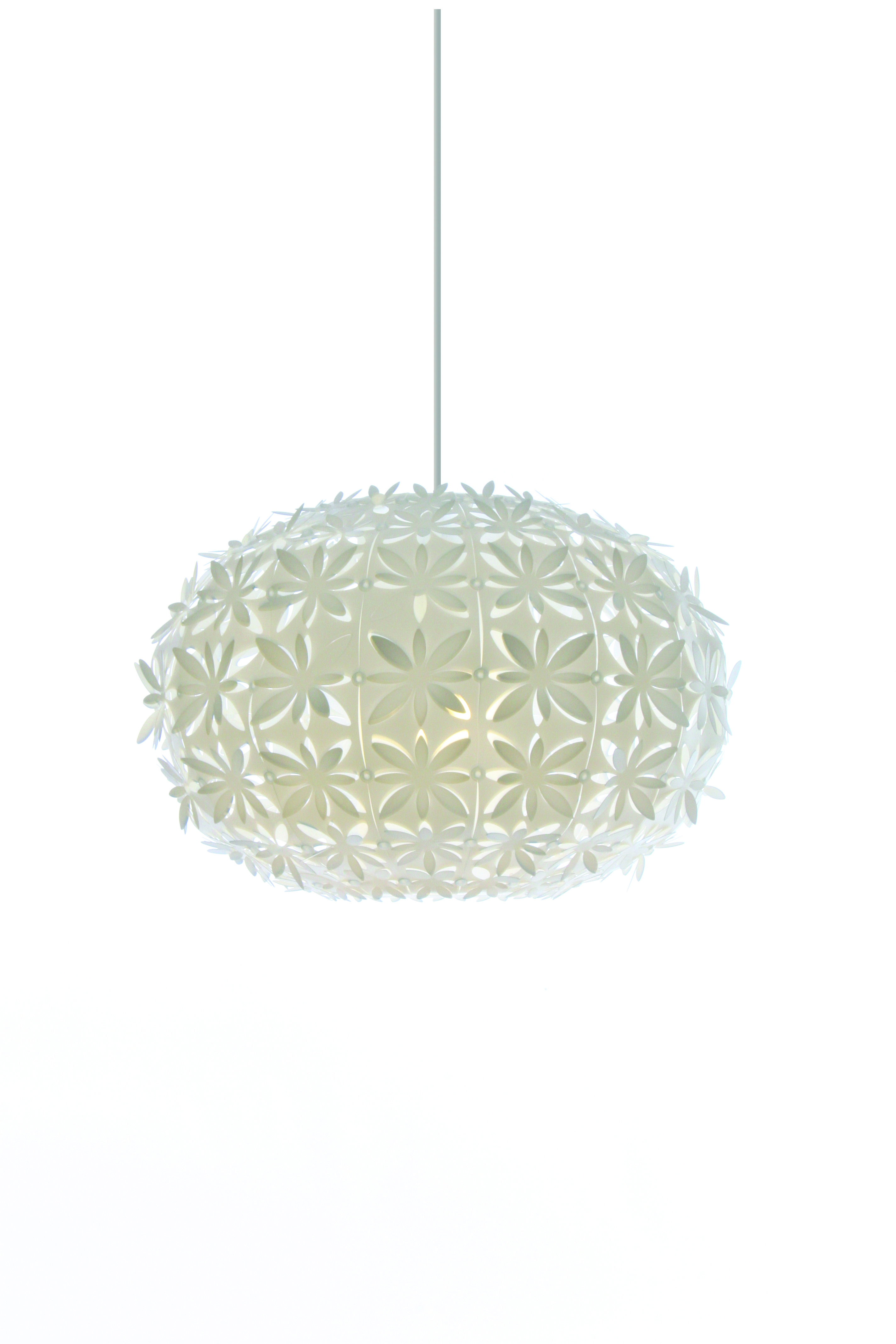 Light Shade Rouge Floral Daisy Bunnings 29 00