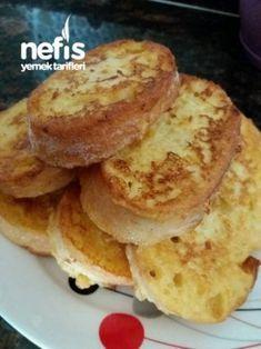 Yumurtalı Ve Sütlü Ekmek Kızartması -  Ziyaret edilecek yerler - Pin Blogger -