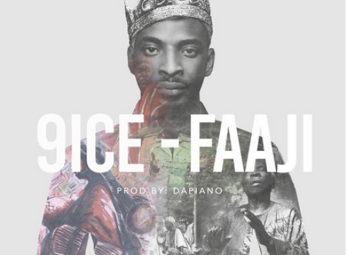 9ice drops new single Faaji