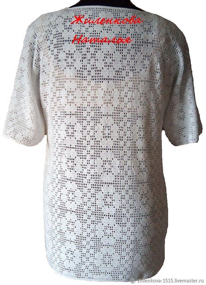 блузка хб
