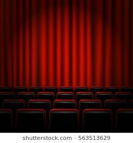 Movie Poster Background Design Template