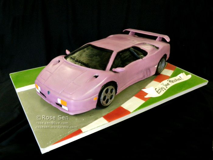 Sports For Sports Car Shaped Cake Pans wwwsportssrccom