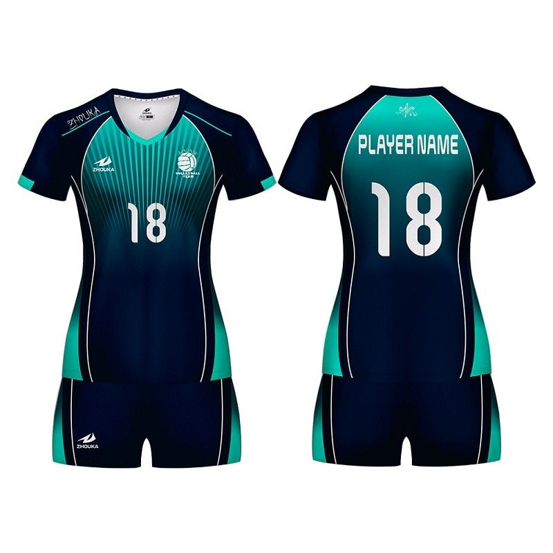 Outdoor You Should Know Volleyball Uniforms Volleyball Jerseys Women Volleyball