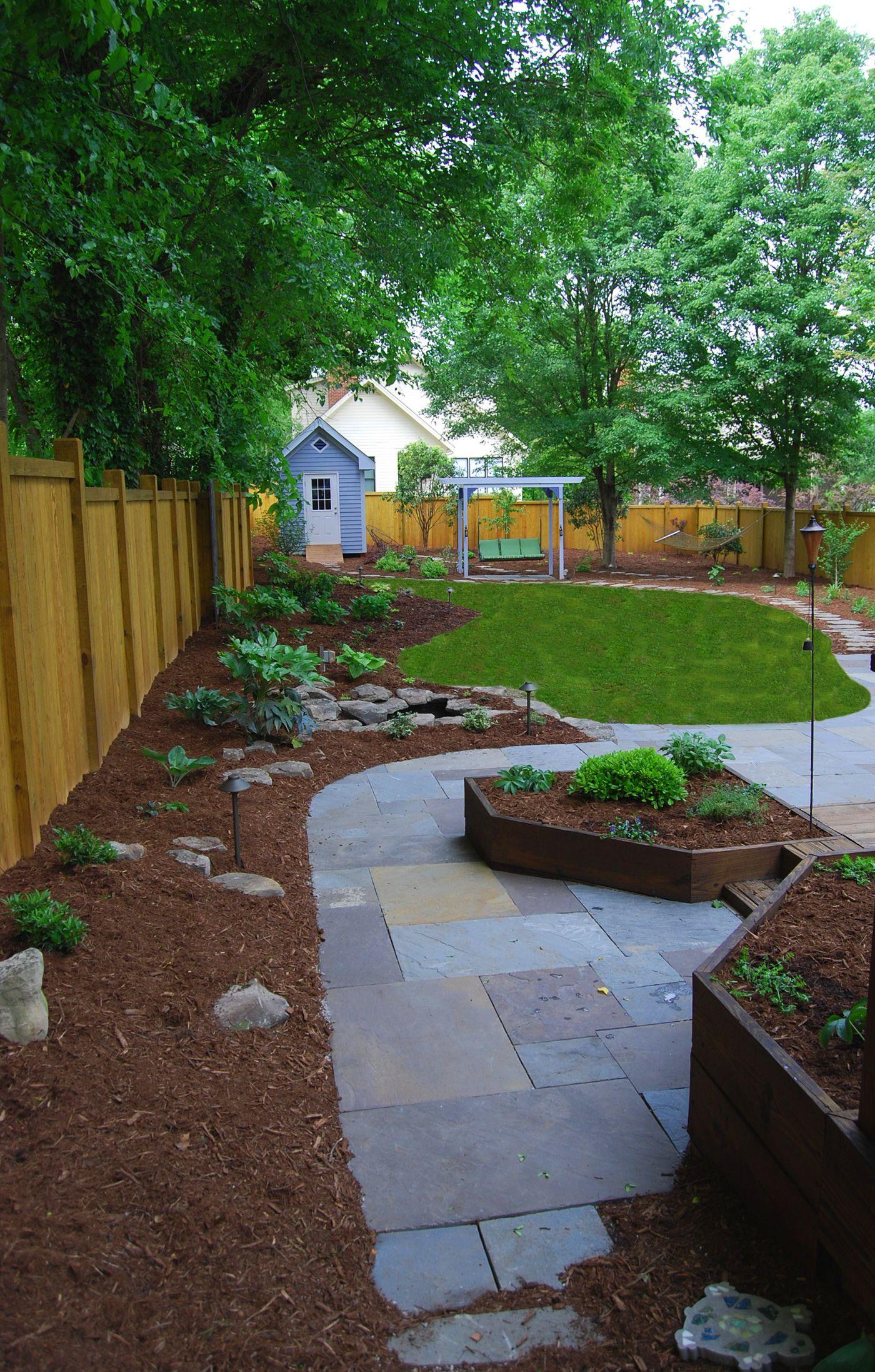Portfolio-mindful Garden Design