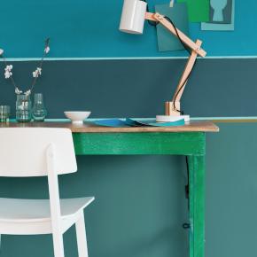 La Peinture qui Change Tout | Repeindre les pieds d'un bureau