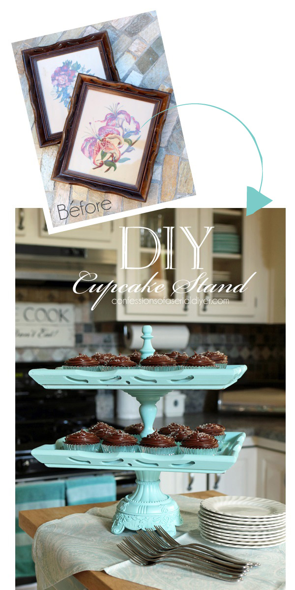Repurposed Picture Frames -   18 diy projects For The Home picture frames ideas