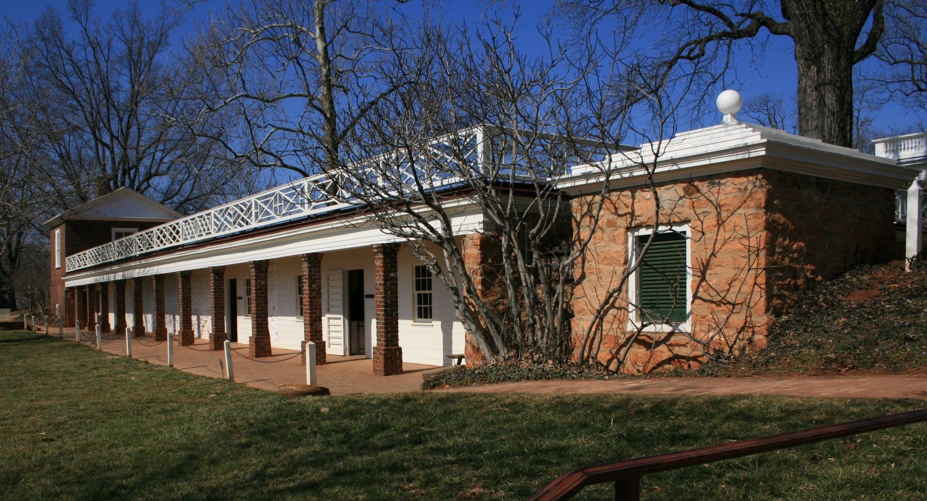 Kitchens and slave quarters | Thomas Jefferson | Pinterest | Thomas ...