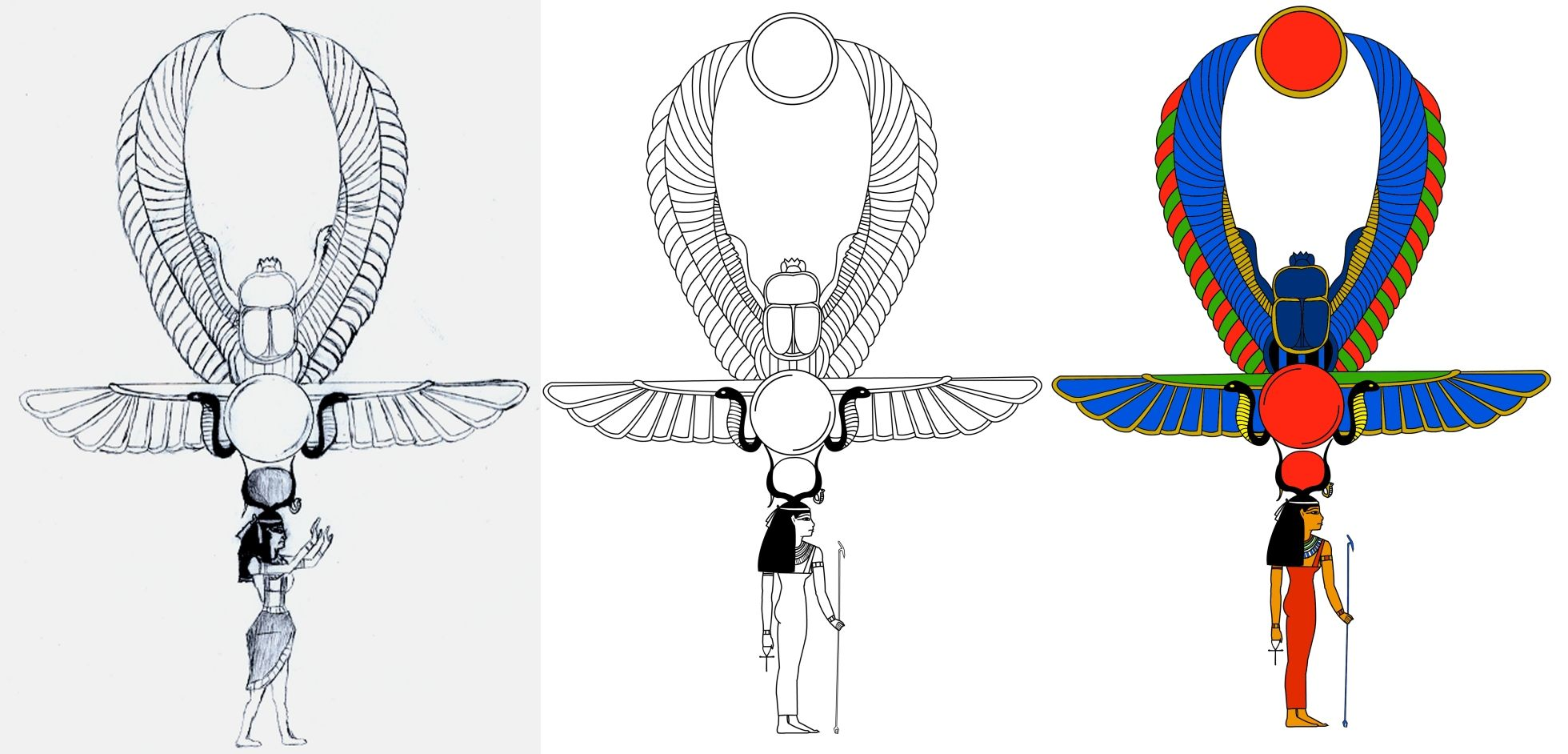 Tribal ankh and cobra google search ankhd pinterest tribal ankh and cobra google search buycottarizona Images