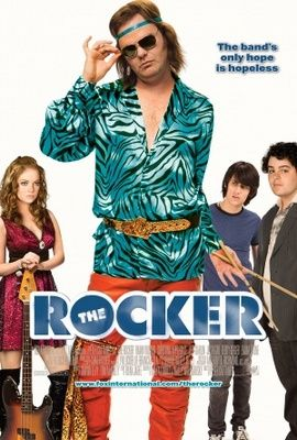 The Rocker Poster Full Movies Online Free Movie Tv Movies