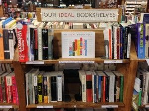 Saying Hello To a New Bookstore:  Elliott Bay Book Company in Seattle