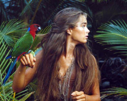 Brooke Shields In -5415