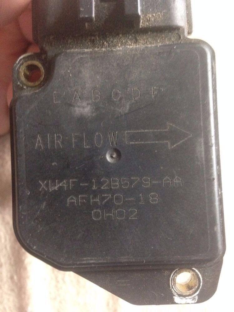 air flow meter types
