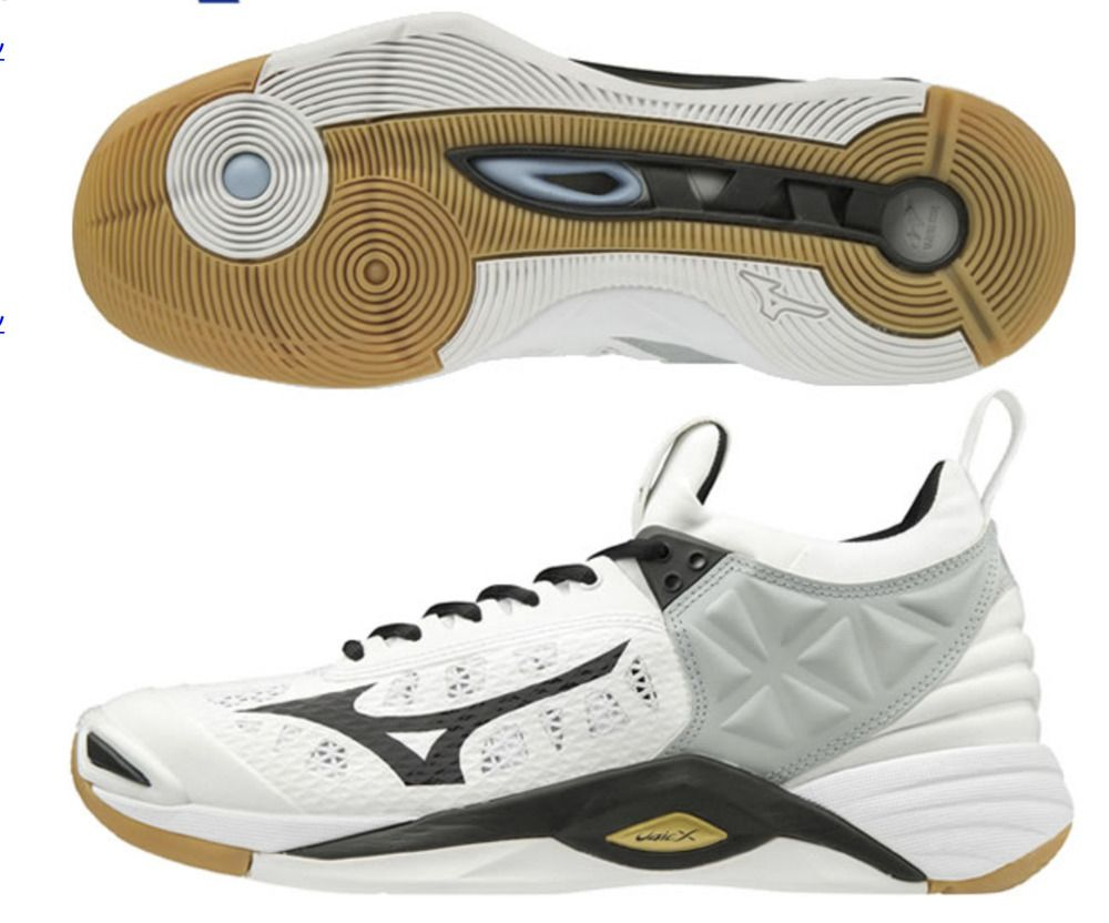 Mizuno Japan Men S Wave Momentum Low Volleyball Shoes V1ga1912 White Black Ebay Volleyball Shoes Shoes Volleyball