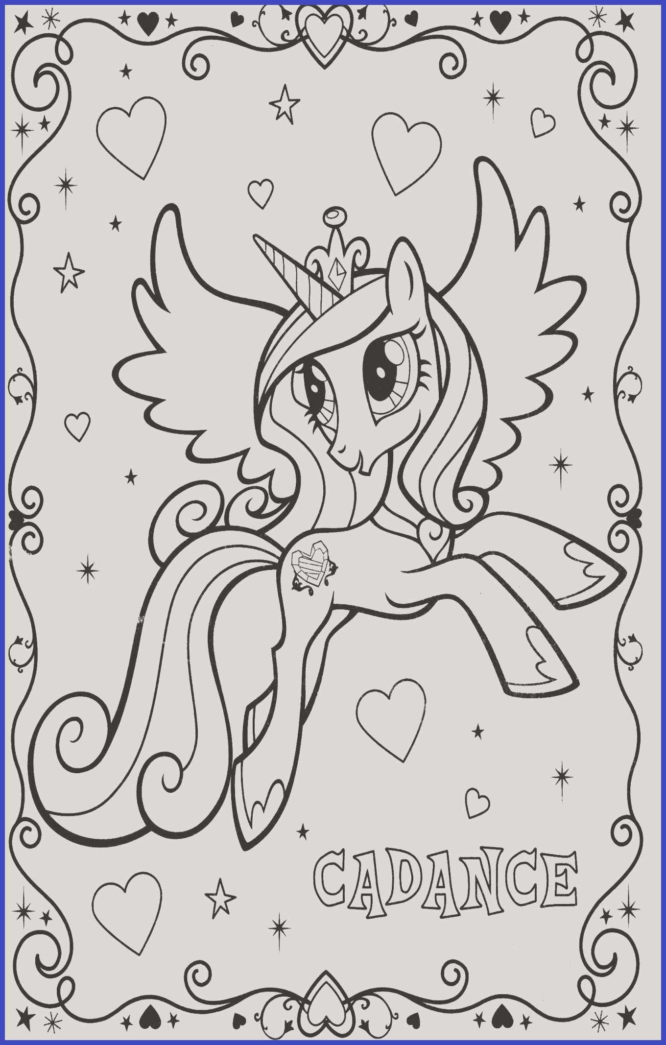 Shimmer And Shine Coloring Page Fresh 31 Kostenlose Shimmer And Shine Ausmalbilder Ausdru Unicorn Coloring Pages My Little Pony Unicorn My Little Pony Coloring