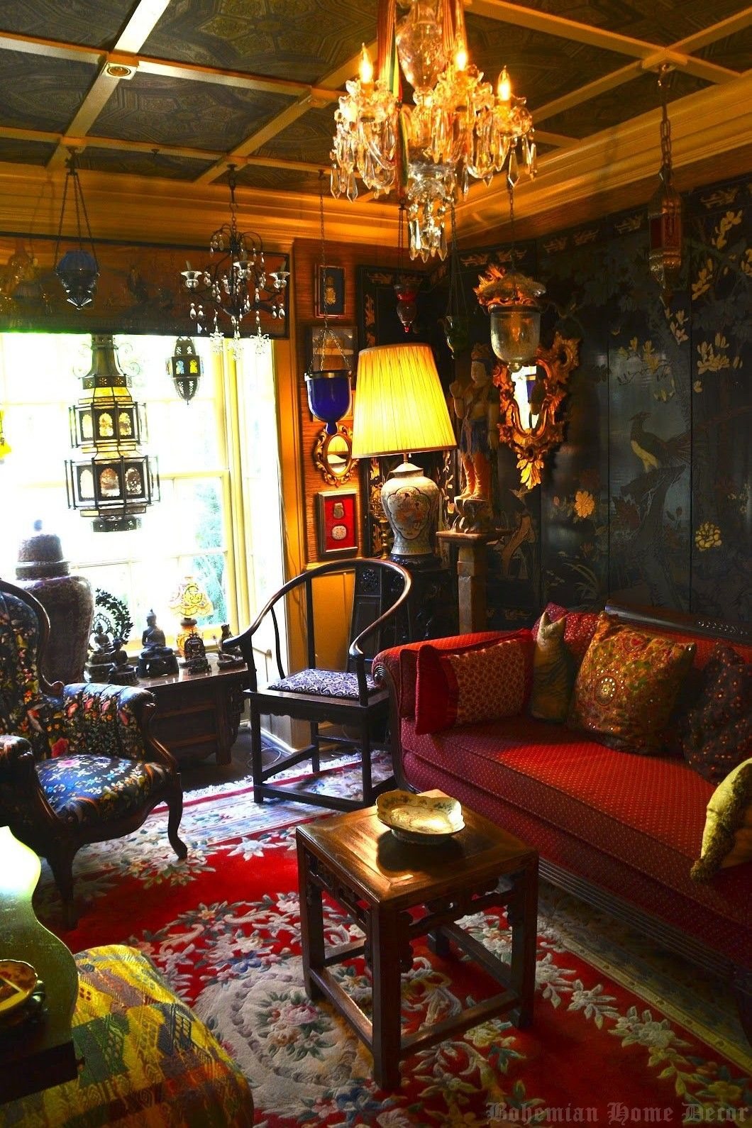 The Bohemian Home Decor Mystery Revealed