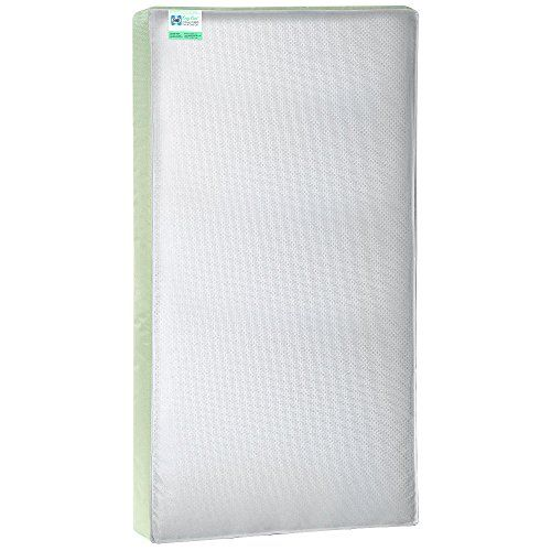 Sealy Cozy Cool Hybrid 2-Stage Coil and Gel Crib Mattress