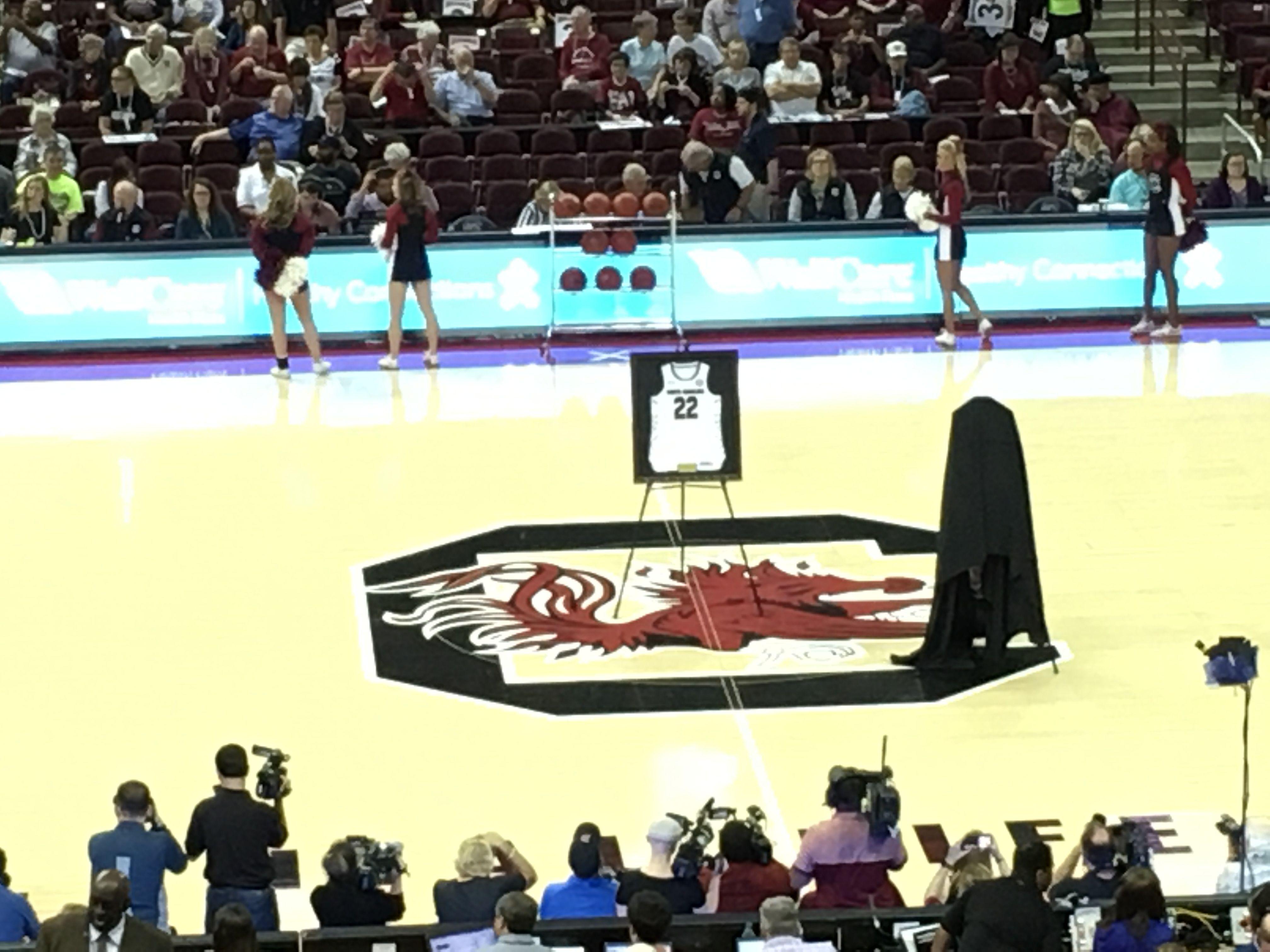 Sc Women S Basketball Best Thanks For The Memories Thanks For The Memories Basketball South Carolina