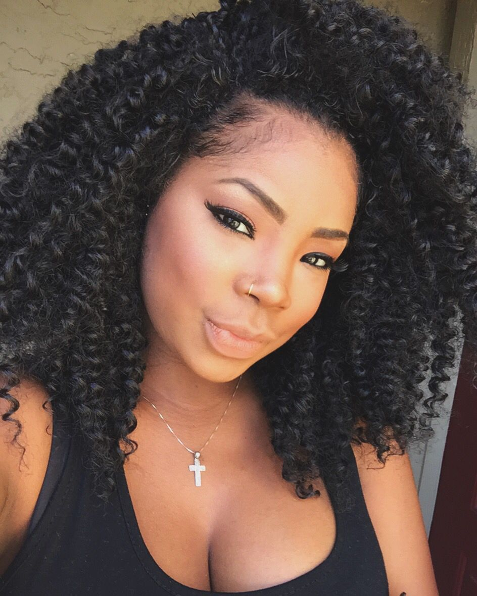 styles of hair crochet braids with perimeter leave out using 4 bags of 2550