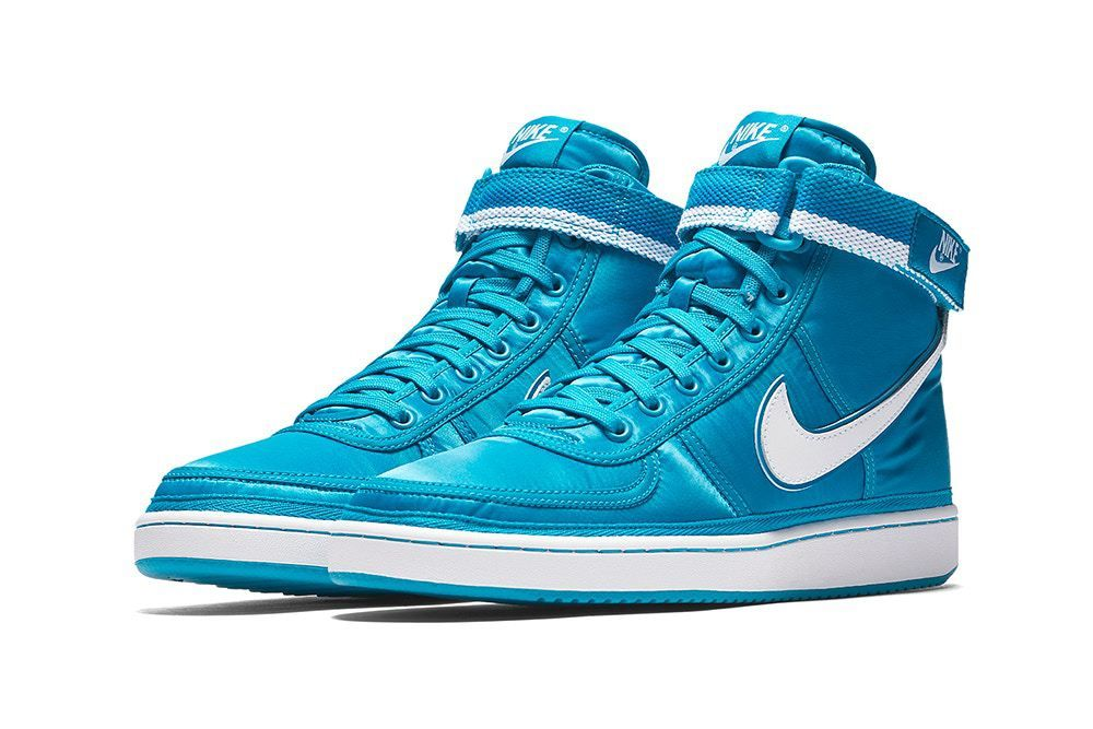 "Nike Vandal Supreme ""Blue Orbit"" Available Now"