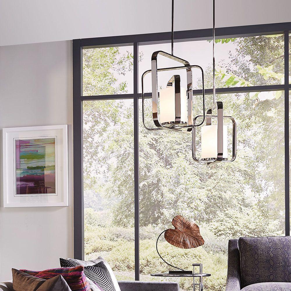City Loft 43784PN Livingroom Kichler Sq | Our Amazing Products ...