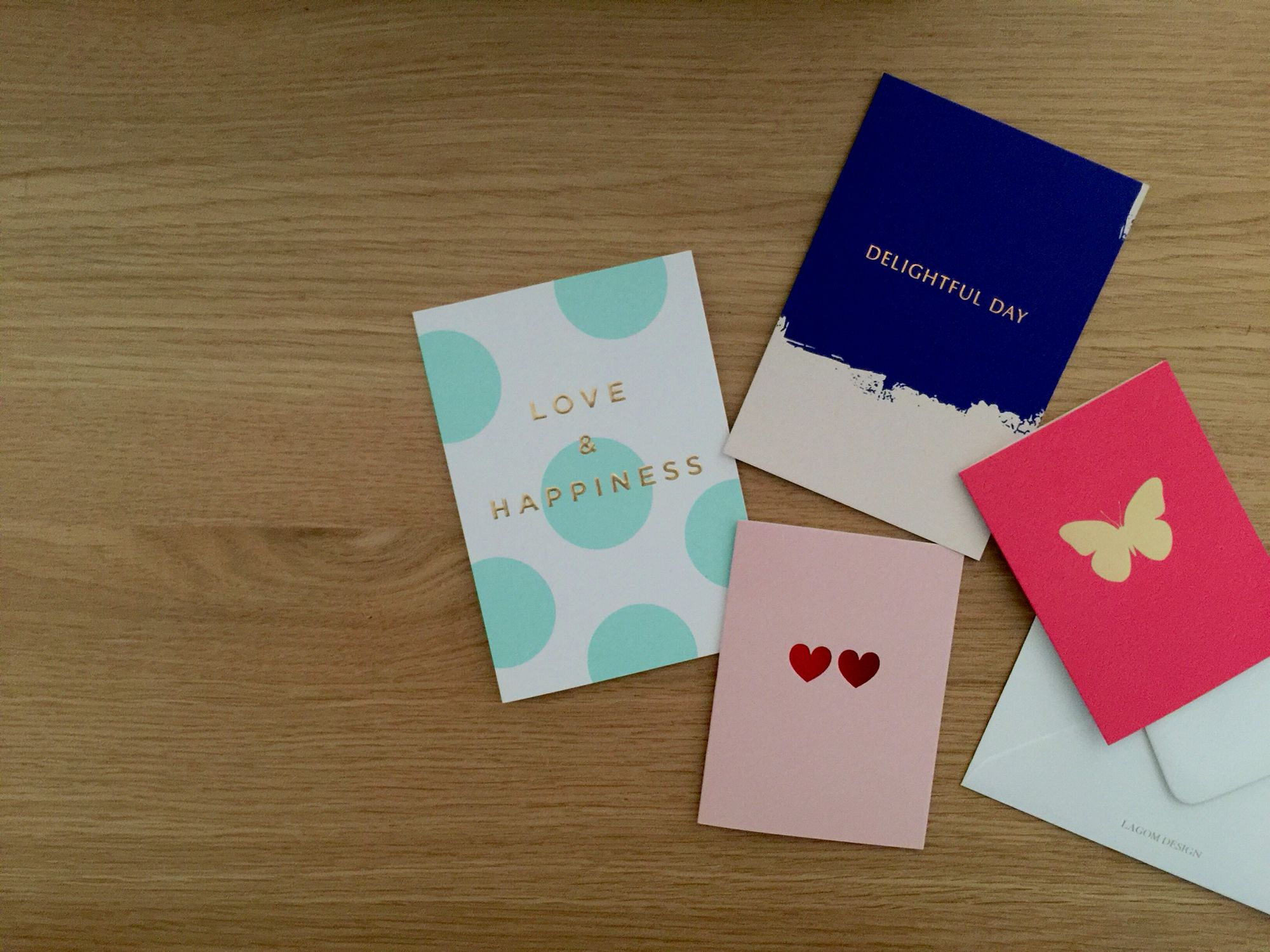 Contact Paper Craft Supplies Cards By Lagom Design