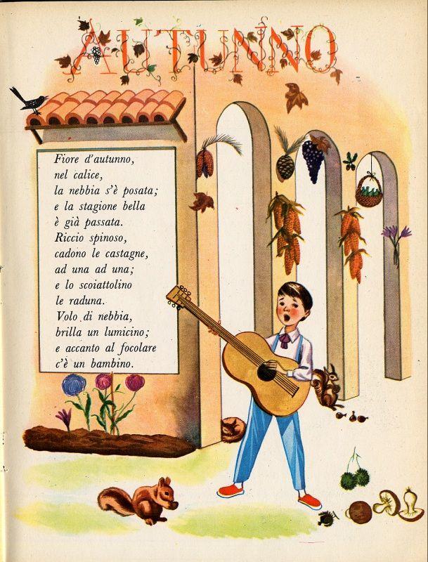 Estremamente schede autunno scuola primaria - Cerca con Google | italiano  HD45