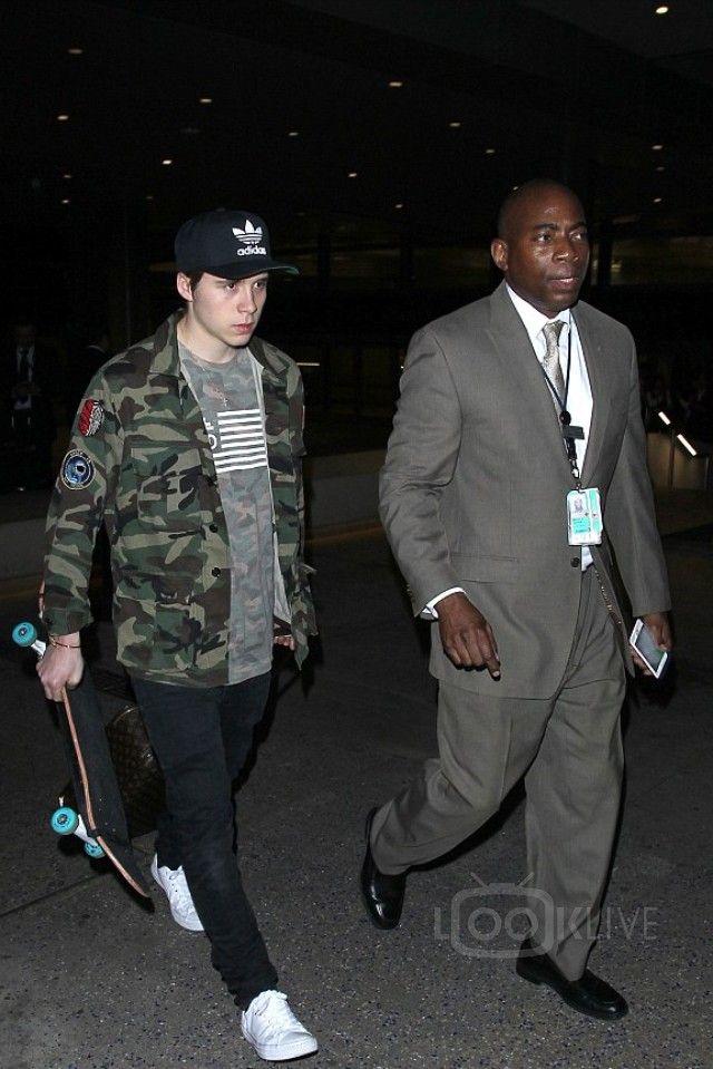 Brooklyn Beckham wearing Converse Chuck Taylor All Star 2