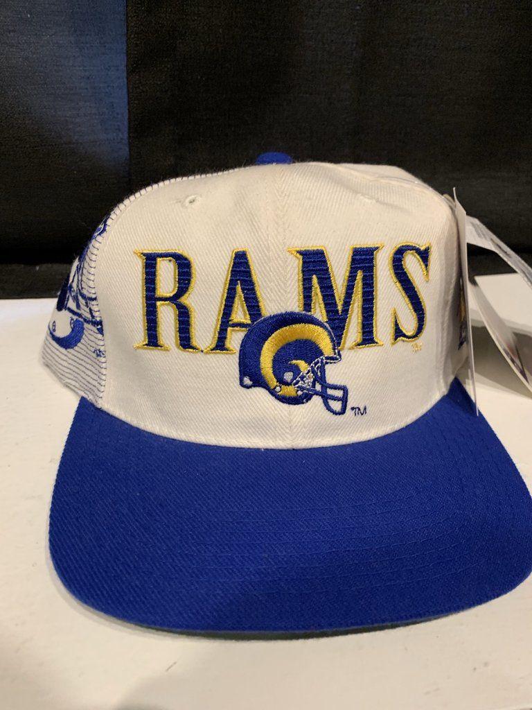 Vintage Los Angeles Rams Laserstitch Sports Specialties