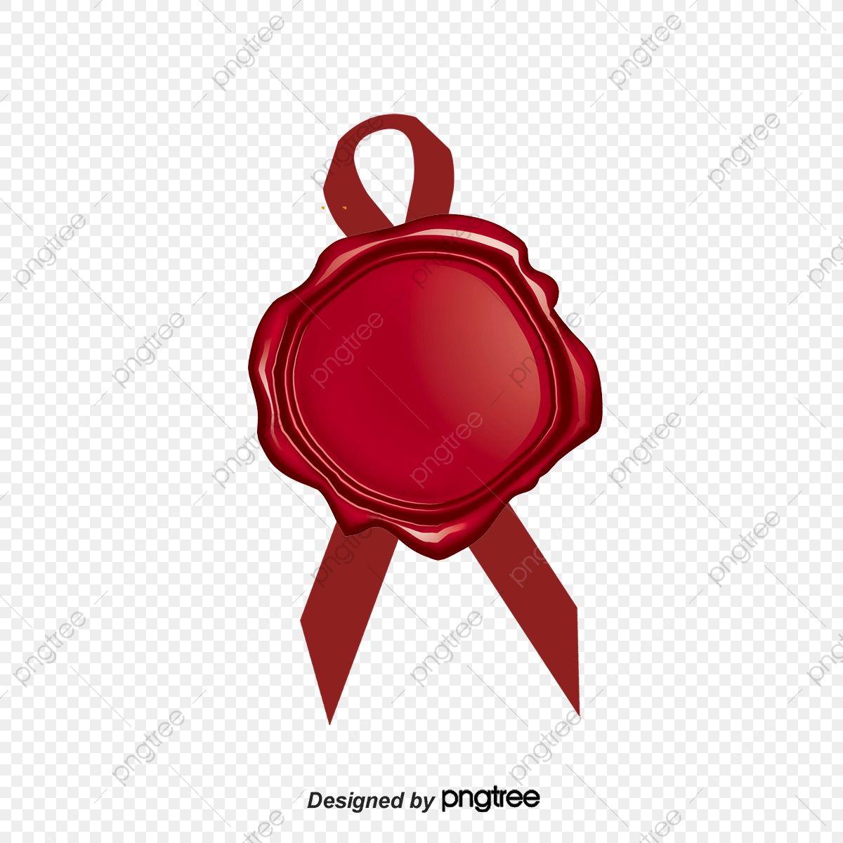 شارة الشمع الأحمر الختم تصميم ختم البريد ختم البريد عجل البحر Png وملف Psd للتحميل مجانا Wax Seals Badge Red
