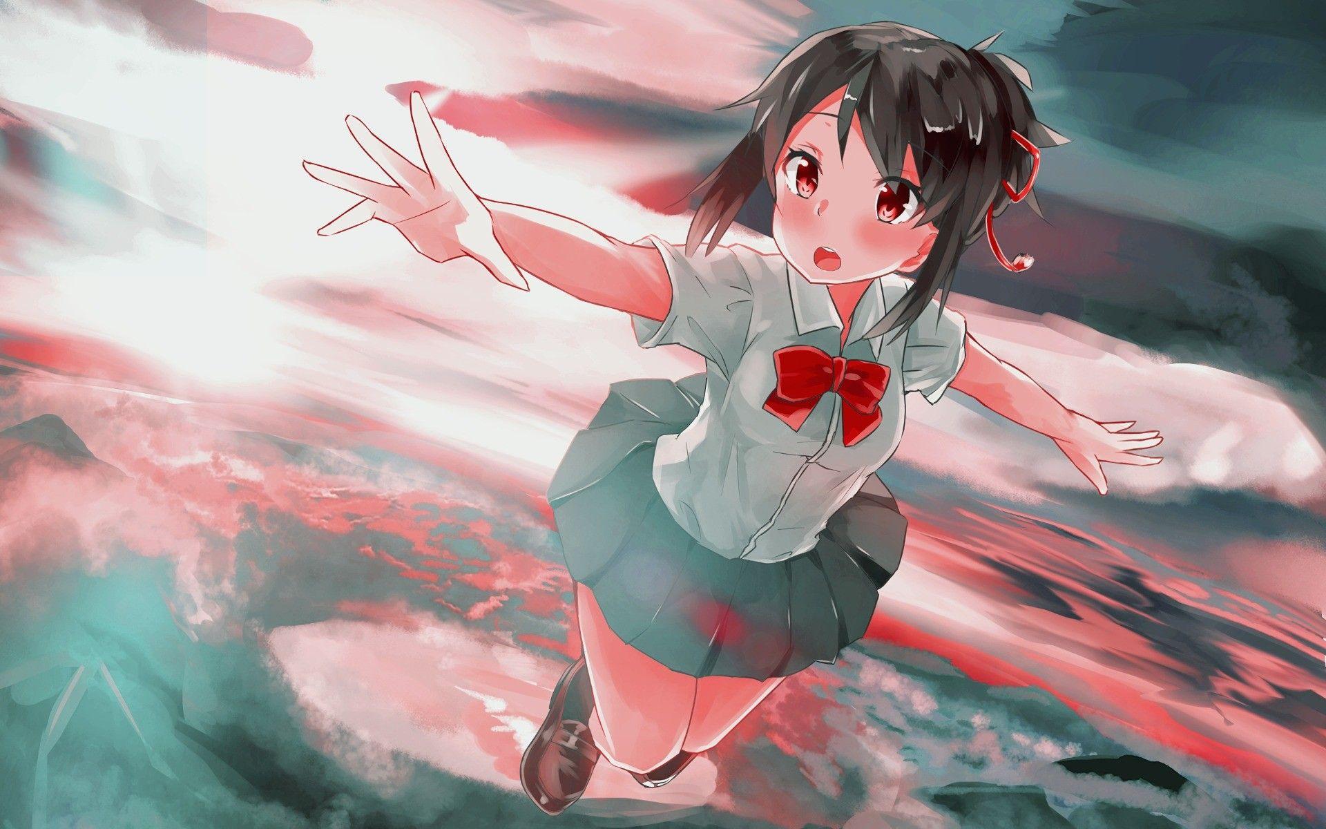 Pin de Raya em нєα∂єя ⃟⸙ꦿ̽༄ Filmes de anime, Anime, Kimi
