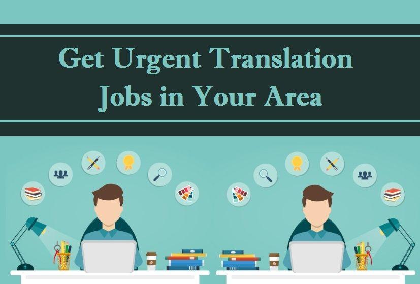Urgent Translation Jobs Freelance Translation Jobs In India Delhi Tridindia Job Translation Full Time