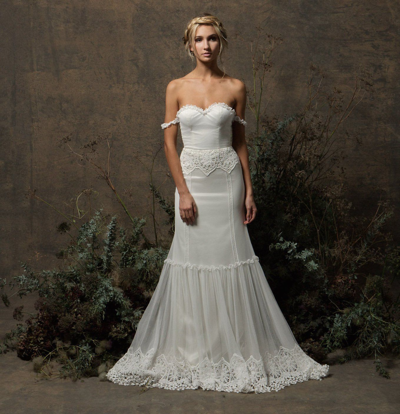 The Perfect Wedding Gown: Freya Tulle Lace Gown - FINAL In 2019